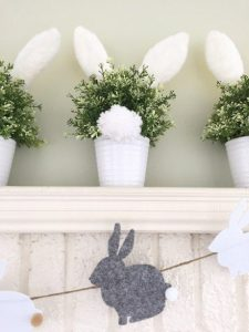 centros de mesa para fiesta de conejos.jpg1