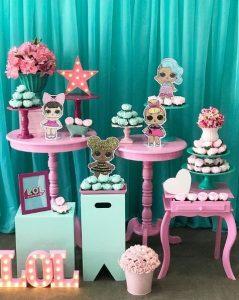 como decorar fiesta con tema lol splash queen (1)