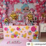 como decorar fiesta con tema lol splash queen (3)