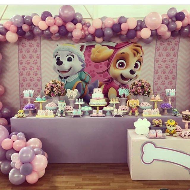 como decorar fiestas en color lavanda (2)