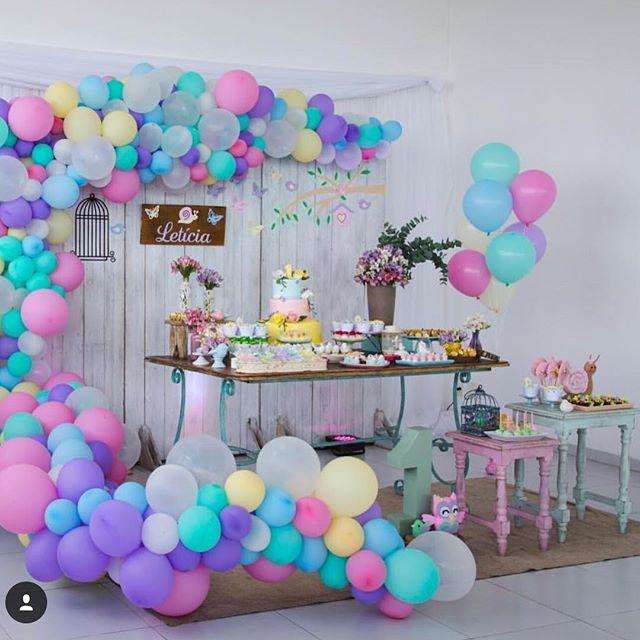 como decorar fiestas en color lavanda (3)