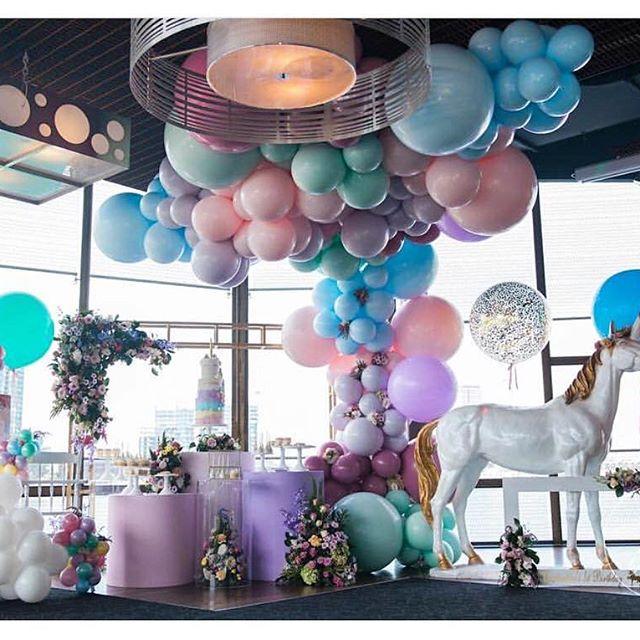 como decorar fiestas en color lavanda (4)