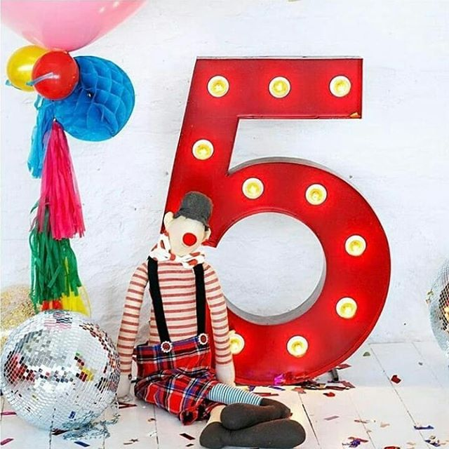 Como hacer numeros led 2 decoracion de fiestas - Como hacer adornos para fiestas ...