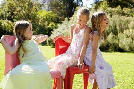 concurso de la silla para fiesta infantil