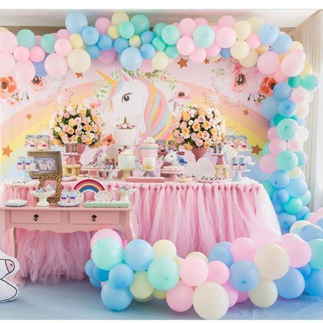 decoracion de fiestas en color rosa cuarzo (11)