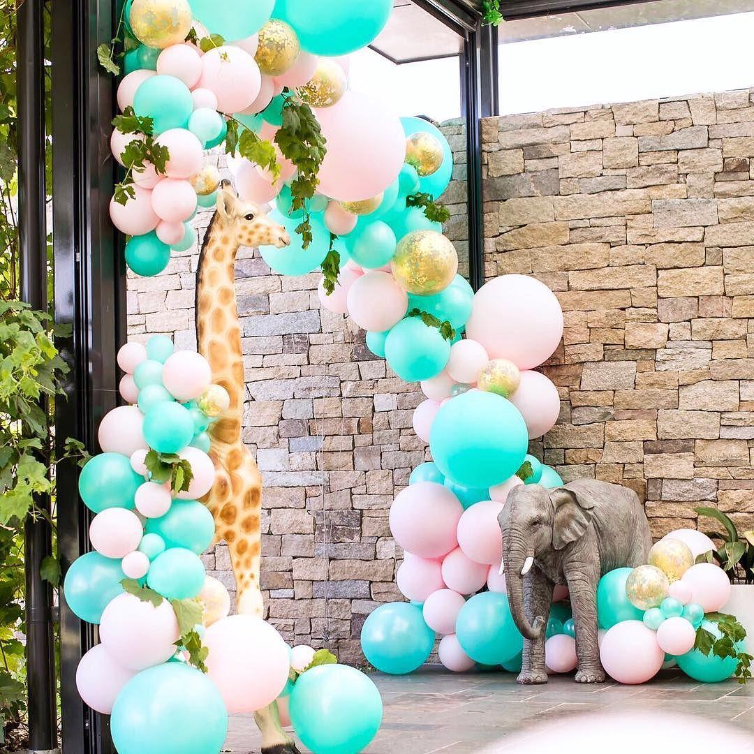 decoracion de fiestas en color rosa cuarzo (3)