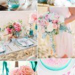 decoracion de fiestas en color rosa cuarzo (4)