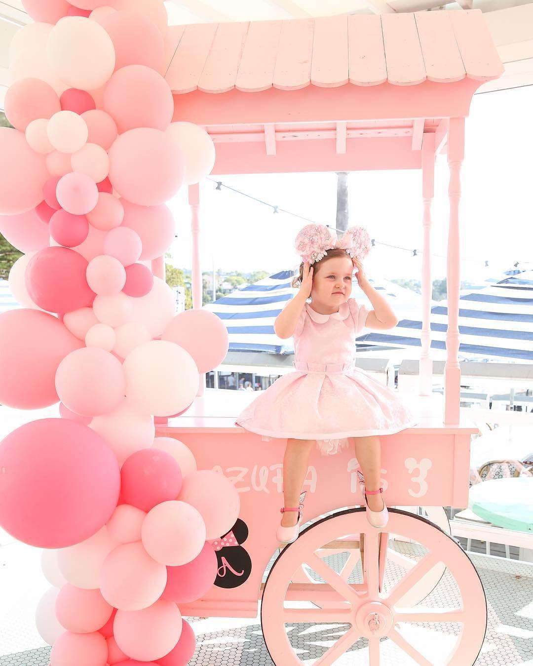 decoracion de fiestas en color rosa cuarzo (7)