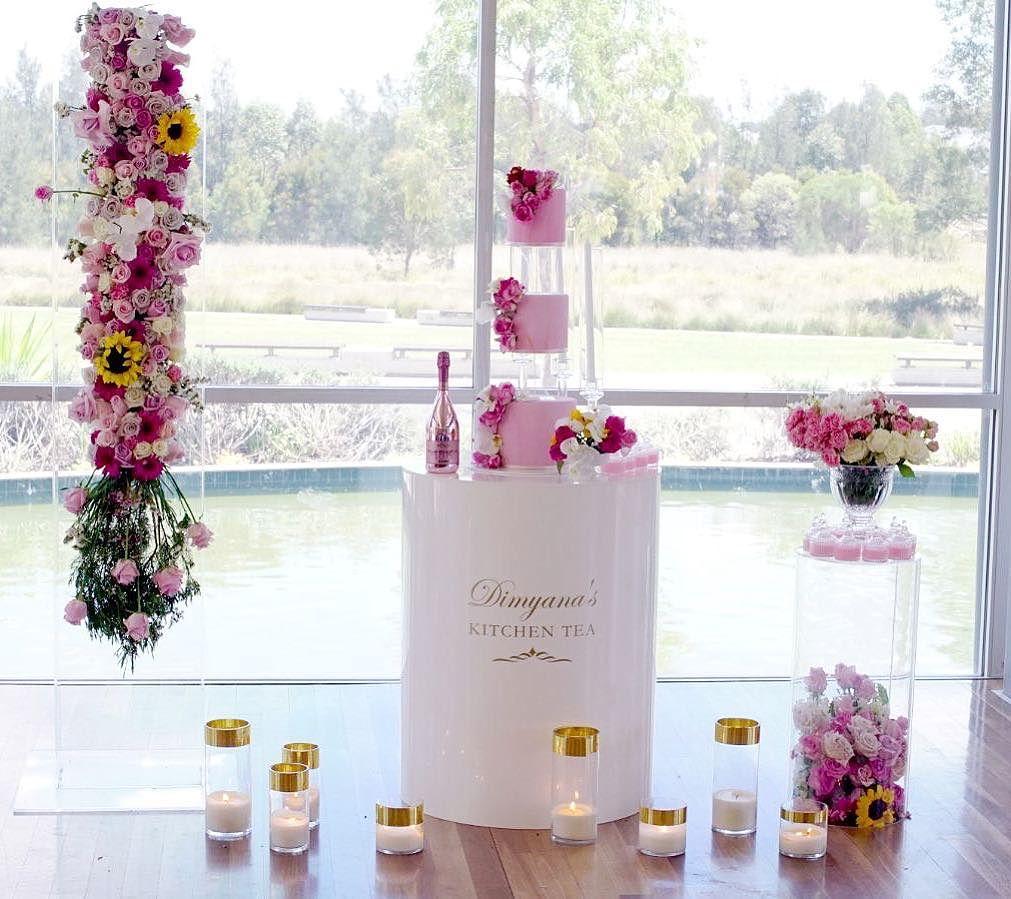 decoracion de fiestas en color rosa cuarzo (8)