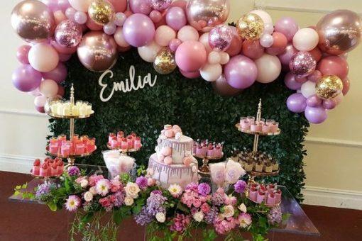 Tipos de globos para fiesta