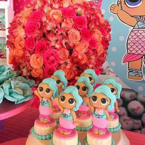 fiesta Lol surprise splash queen Party (1)
