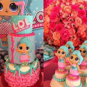 fiesta Lol surprise splash queen Party (3)