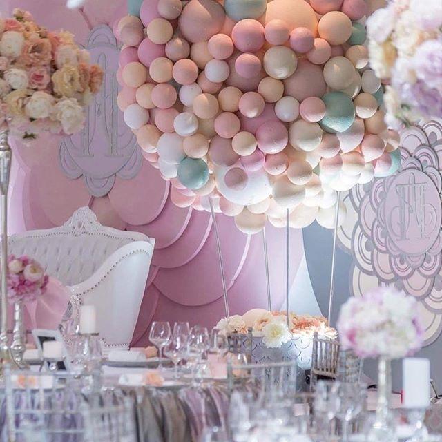 fiestas decoradas en color cafe (2)