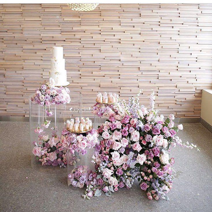 fiestas decoradas en color lila (3)
