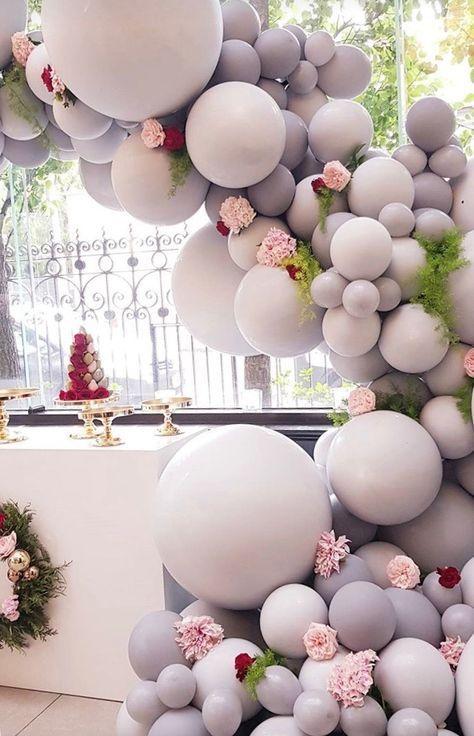 fiestas decoradas en color lila (6)
