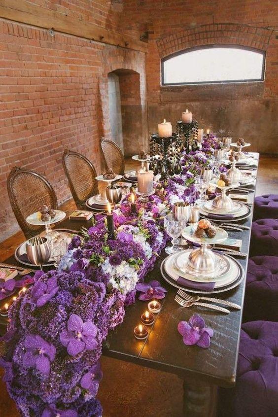fiestas decoradas en color violeta (2)