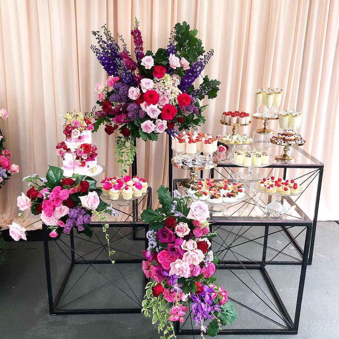 fiestas decoradas en color violeta (5)