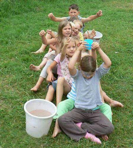 Ideas De Juegos Y Concursos Infantiles Para Fiestas 2 Decoracion