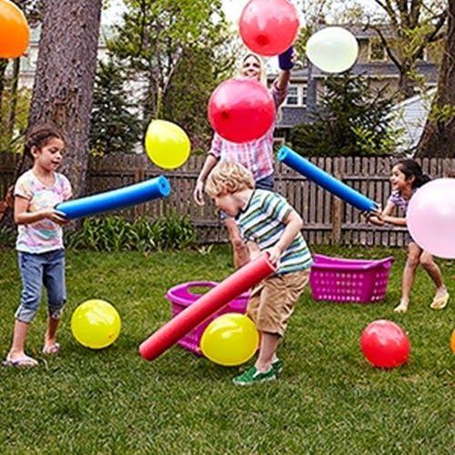 Ideas De Juegos Y Concursos Infantiles Para Fiestas 3 Decoracion