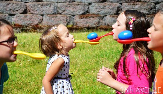 Ideas De Juegos Y Concursos Para Fiestas Infantiles 3 Decoracion