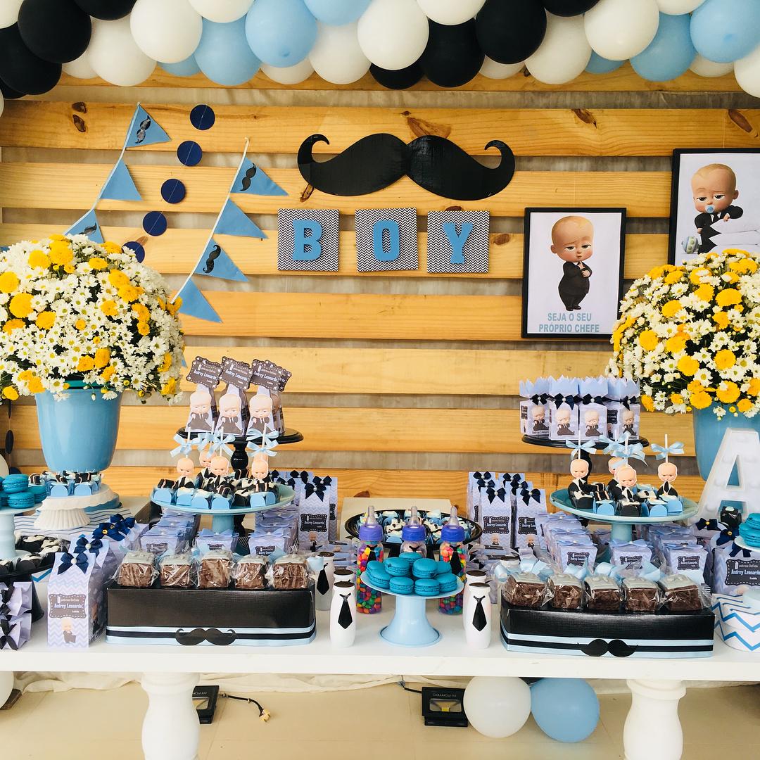 Ideas para decorar fiesta infantil jefe en pa ales for Fiesta en la oficina