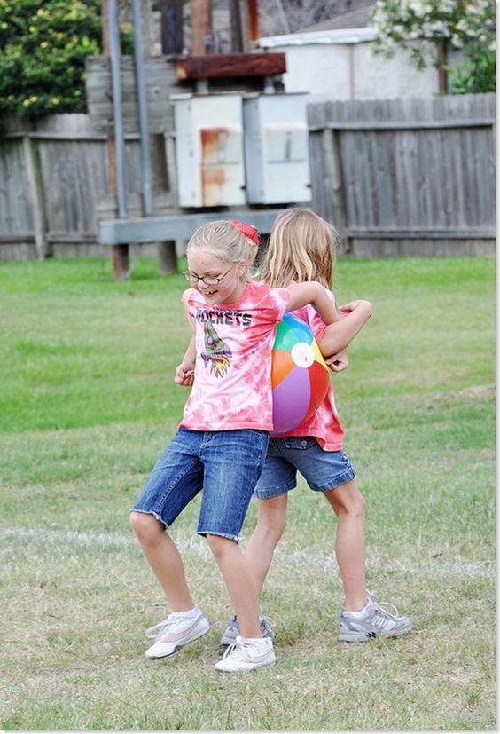 Juegos Divertidos Para Fiestas Infantiles Decoracion De Fiestas