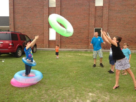 Juegos Infantiles Para Fiestas En Casa 2 Decoracion De Fiestas
