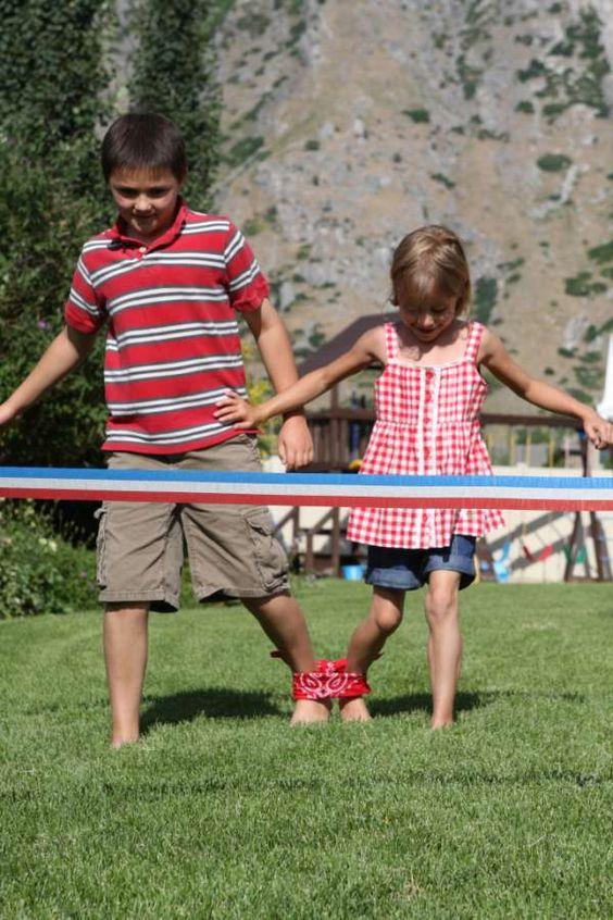 Juegos Infantiles Para Fiestas En Casa 5 Decoracion De Fiestas