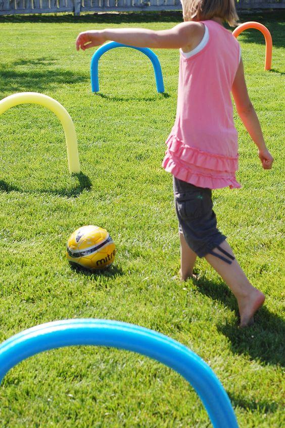 Juegos Infantiles Para Fiestas En Casa Decoracion De Fiestas