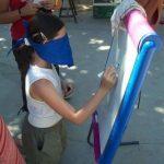 juegos para fiestas dibujar a ciegas