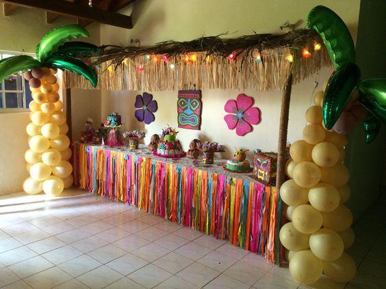 Mesa principal de lilo & stitch