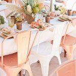 rosa melocoton para decorar fiestas (2)