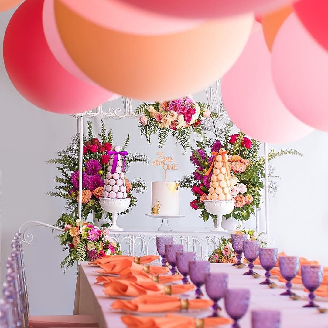 rosa melocoton para decorar fiestas (5)