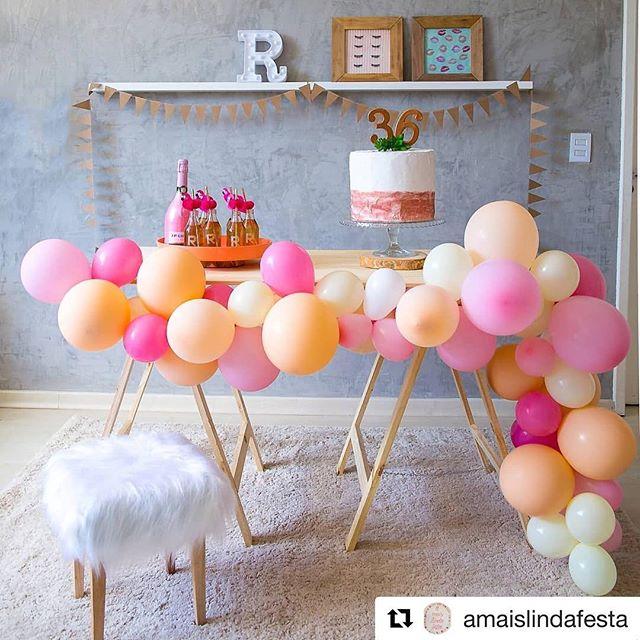 rosa melocoton para decorar fiestas (6)