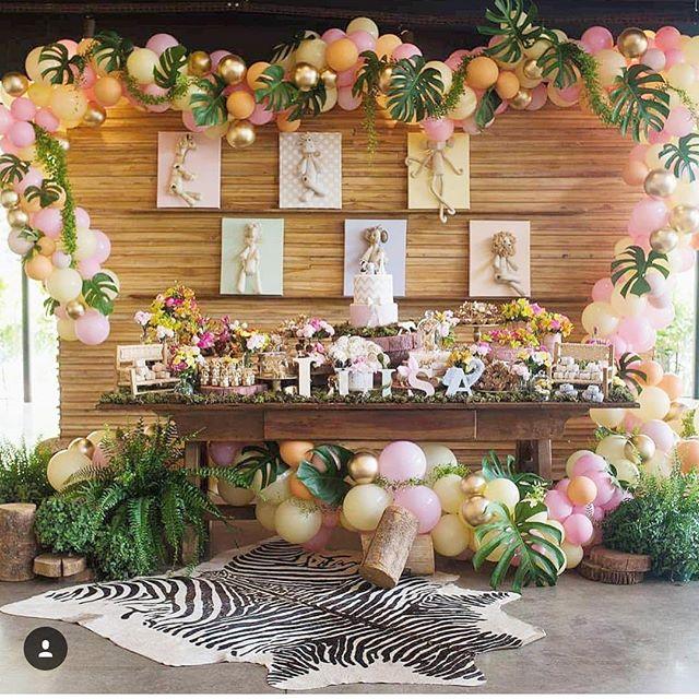 rosa melocoton para decorar fiestas (7)