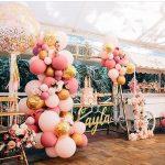 rosa melocoton para decorar fiestas (9)
