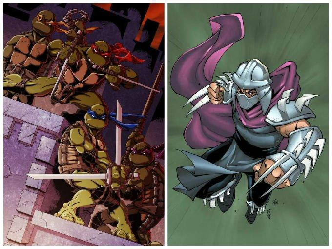 tortugas ninjas