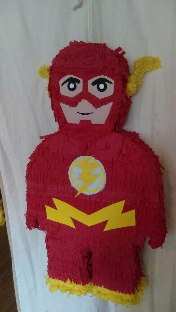 Piñatas Fiesta tematica de flash