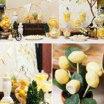 arreglos para fiesta tematica de limones