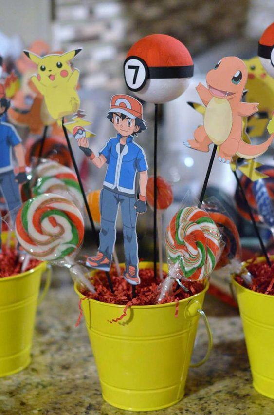centros de mesa de pokemon (2)