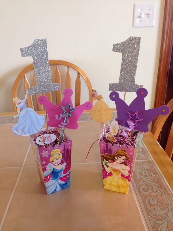 centros de mesa de princesas disney (2)