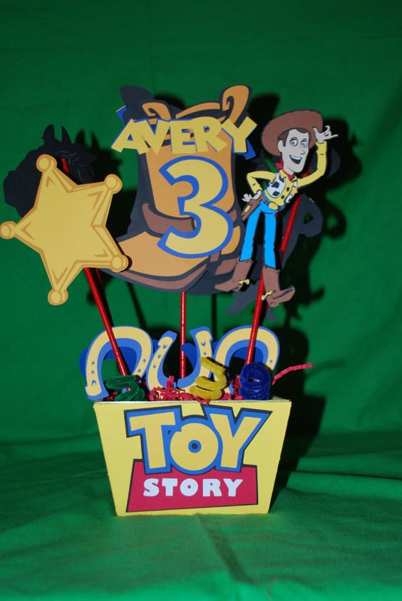 centros de mesa de toy story (2)