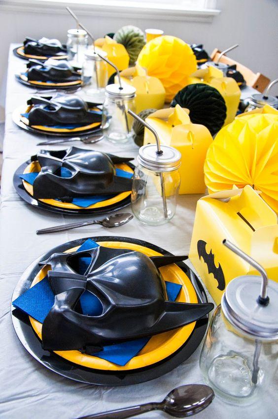 decoracion de batman para fiestas (1)