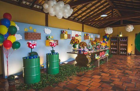 decoracion de mario bross para fiestas (2)