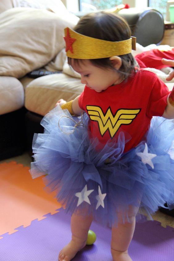 disfraces de la mujer maravilla para fiestas infantiles (2)