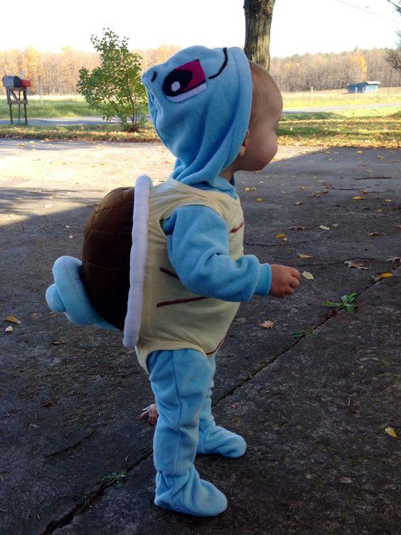 Disfraces de pokemon para fiestas infantiles