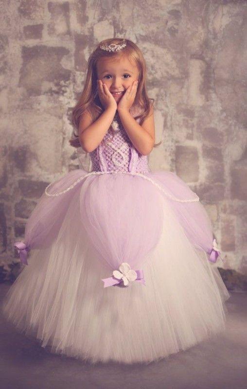disfraces de princesita sofia para fiestas infantiles (2)