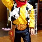 Disfraces de toy story para fiestas infantiles
