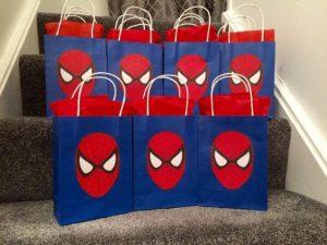 dulceros de spiderman (2)