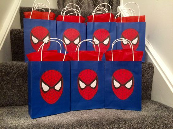 dulceros de spiderman (2)